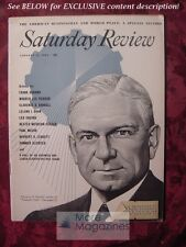 Saturday Review January 23 1954 CLARENCE B. RANDALL FRANK ABRAMS LEO CHERNE