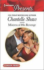 Bought by the Brazilian: Mistress of His Revenge by Chantelle Shaw (2015, Pap...