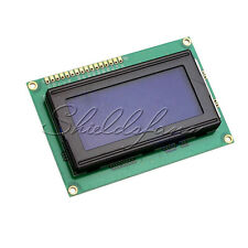 LCD 1604 16x4 Character LCD Display Module LCM Blue Blacklight 5V Arduino