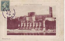 CPA 81 ALBI 1910 Cathédrale et l'Eveché