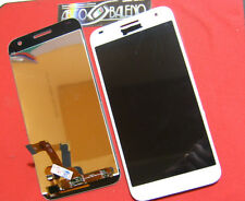 DISPLAY LCD +TOUCH SCREEN per HUAWEI ASCEND G7 BIANCO RICAMBIO VETRO VETRINO 5,5