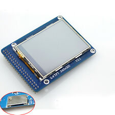 2.4-inch Color TFT LCD Touch Screen Module with SD Card Connector ILI9325 Driver