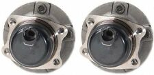Hub Bearing for 2002 Dodge Grand Caravan Fit FWD/RWD-4 WHEEL ABS Only-Rear Pair
