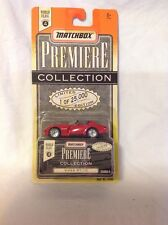 Matchbox Premiere Collection Series 4 Viper RT/10 Red NIP  34363