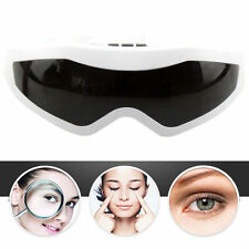 Health Electric Alleviate Fatigue Eye Care Magnet Therapy Relax Massage Forehead