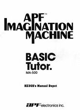 APF Basic Tutor and Language Reference Manual * CDROM * PDF