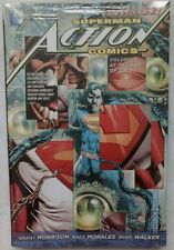 THE NEW 52! SUPERMAN ACTION COMICS VOL 3 AT THE END OF DAY-HC&SEALED-MSRP $24.99