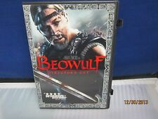 BEOWULF Director's Cut very good condition dvd  *Super Fast Shipping+Tracking