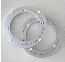 1pc 16'' 400mm Home Hardware Aluminum Round Lazy Susan Bearing Turntable