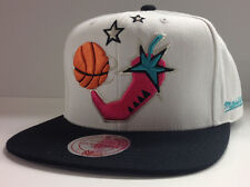 NBA 1996 All Star Game Mitchell & Ness Cap Snapback Hat Hot Chili Pepper 96 ASG