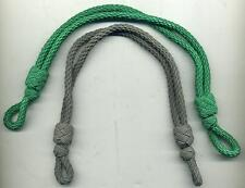 German Officers Visor Hat Chin Cord Green or Grey