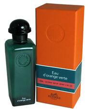 Eau D'Orange Verte for Men by Hermes 3.3 oz EDC Eau de Cologne Spray New in Box
