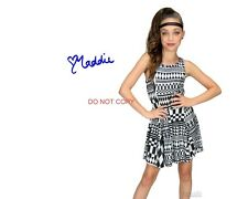 """Maddie Ziegler of Dance Moms Reprint Signed 8x10"""" Photo #4 RP Sia Autographed"""