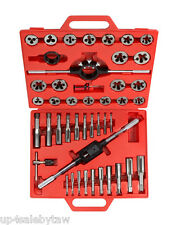 TEKTON 7560 Tap and Die Set, SAE, 45-Piece