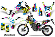 AMR Racing Honda CRF 250L Graphic Decal Number Plate Kit Sticker Part 13-15 FLBK