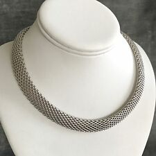 Tiffany Somerset Mesh Necklace