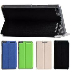 "Fashion PU Leather Case Cover For 6.8"" Lenovo PHAB Plus PB1-770N + Protector"