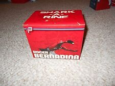 Washington Nationals Bobblehead SGA MIB Potomac Roger Bernadina Shark a Rine