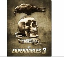 The Expendables 3 Exclusive Limited Edition Steelbook (Blu Ray + Digital HD)