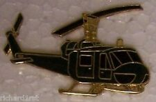 Large Hat Pin Airplane Huey Helicopter HU-1 Jacket Epaulet NEW