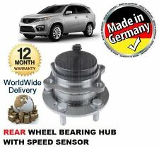 FOR KIA SORENTO 2.2 CRDi 2010-  REAR FWD WHEEL BEARING HUB KIT WITH SPEED SENSOR
