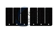 KD AIR Carbon Membrane Reeds passend für KTM 250 EXC 300 EXC