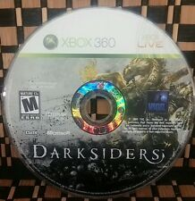Darksiders (Microsoft Xbox 360, 2010) USED (DISC ONLY) #10146