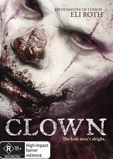 BRAND NEW SEALED Clown (DVD, 2015)