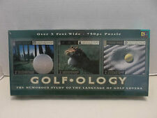 Buffalo Games Golf-Ology Humorous Study Of The Language Of Golf Lovers NIB 2001!