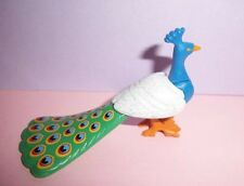Playmobil -  Zoo/Magic Castle/Victorian - Peacock Bird,Blue Speckled Back - NEW