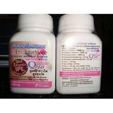 IPL-Glutathione 1000mg Collagen Q10 + Vit C Whitening  Skin.