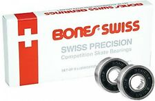BONES SWISS Precision 7 Balls - High-End Kugellager  Longboard Skateboard