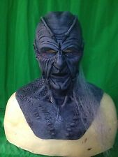 Jeepers Creepers Silicone Mask from WFX halloween Freddy Jason