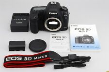 【Exc+++】Canon EOS 5D Mark II 21.1 MP Digital SLR Camera - Black from Japan #2157