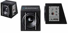 BLAUPUNKT GTb 8200 Aktive Subwoofer MaX PoweR 200W Hi Level Input GT Series