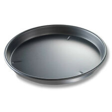 Chicago Metallic Glazed Bakalon Non Stick 40954 Deep Dish Pizza Pan 14 inch