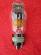 1x tube MARCONI 5U4 G  ~ U52 U 5 2 RECTIFIER YELLOW LABEL ~ 274B WE TESTED!