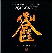 Squackett - Life Within a Day (2012) CD * NEW * (Chris Squire & Steve Hackett)