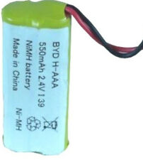 Binatone Lifestyle 1910 Replacement Rechargeable 2.4V 500mAh NiMH Battery Pack