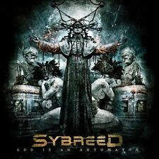 God Is an Automaton * by Sybreed (CD, Oct-2012, Listenable Records)