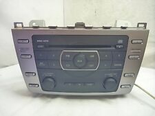 11 12 13 Mazda 6 Factory OEM Radio Cd Mp3 Player GEG2669R0 HP4200