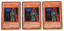 YuGiOh! Yu-Gi-Oh! Mataza the Zapper x3 IOC-086 Invasion of Chaos 1st Edition NM