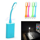 Flexible USB LED Light Lamp For Computer Keyboard Reading Notebook Laptop PC New