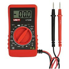 UNI-T UT20B Handheld Pocket Mini Digital Multimeter DMM Ohmmeter Voltmeter Ammet