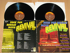 2xLP ROCK POP REGGAE DISCO REVIVAL - LORDS - THE CREATION - ROCK-OLA TEMPO II