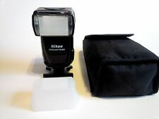 Nikon Speedlight SB-800 SB800 Flash VERY EXCELLENT Cond w Diffuser & SS-800 Case