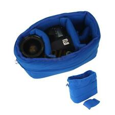 High Quality DSLR Camera Insert Padded Partition Lens Bag For Canon Sony