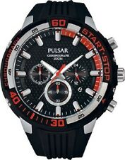 Gents Pulsar Sports Watch PT3697X1 RRP £125.00 Now £83.75 Free UK P&P