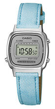 CASIO Collection Digital Damen-Armbanduhr LA670WEL-2AEF