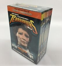 Terrahawks The Complete Series DVD 2004 5-Disc Set BRAND NEW Gerry Anderson
